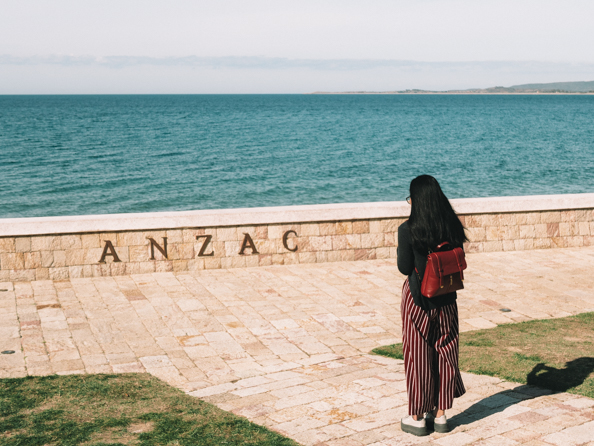 Anzac Cove Gallipoli tour Turkey