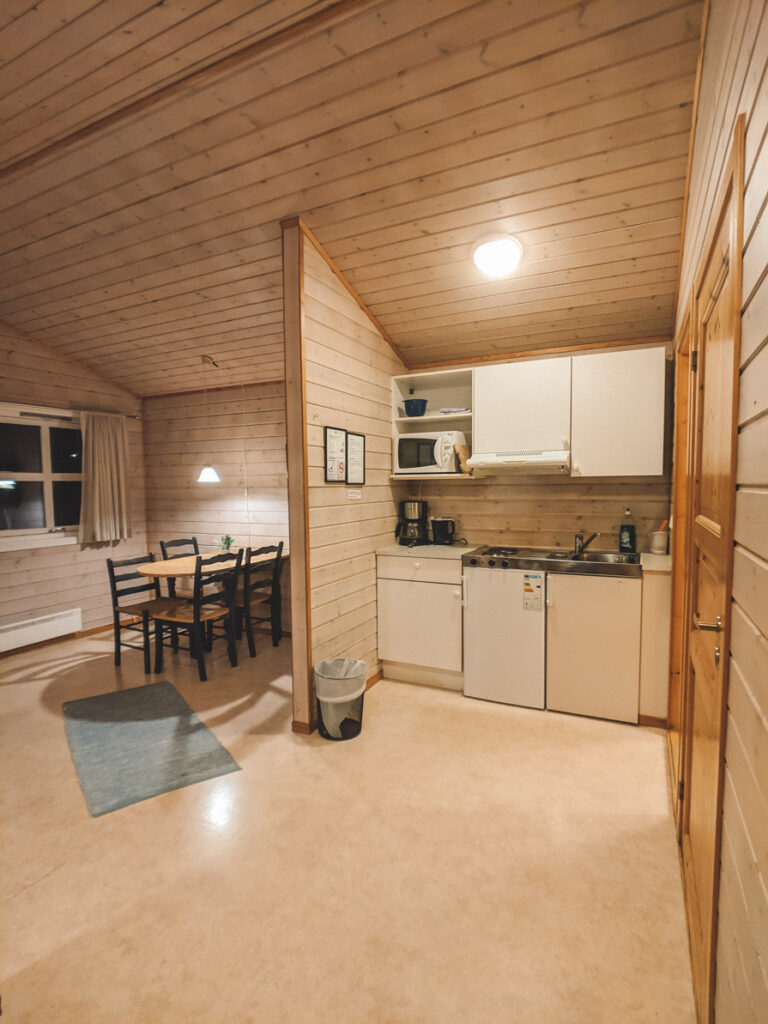 Tromso lodge and camping
