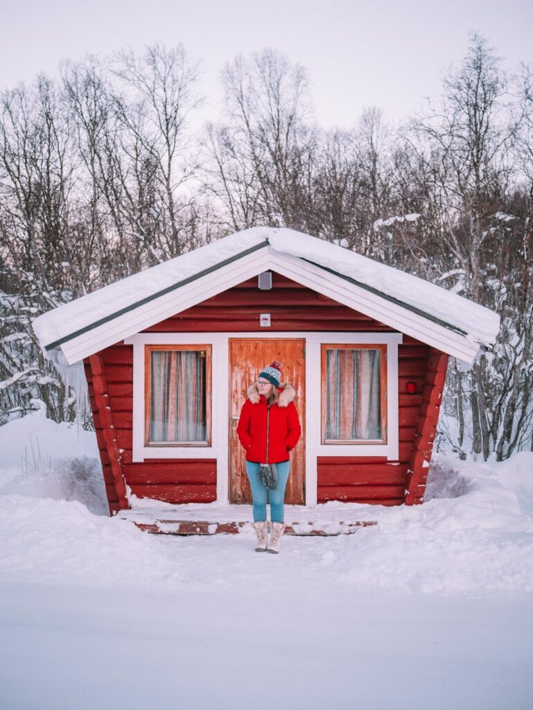 Tromso Lodge and Camping accommodation