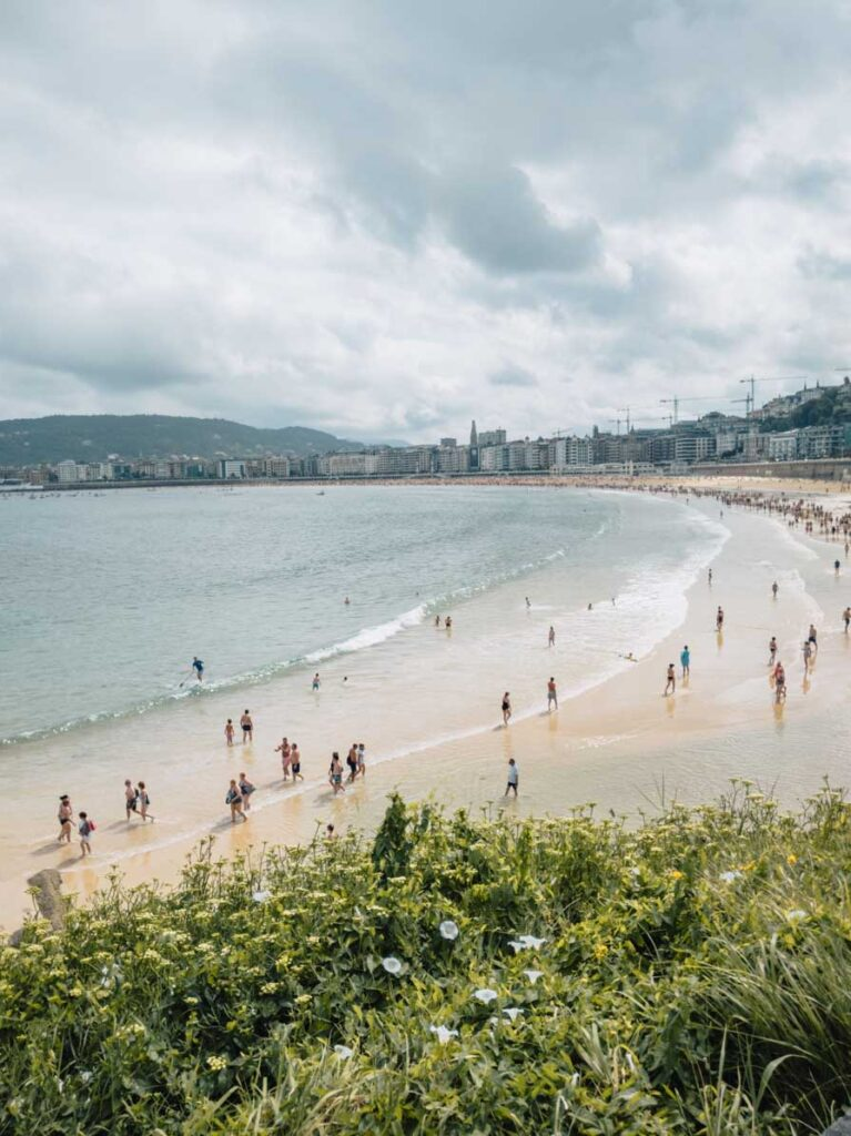 San Sebastian best beaches