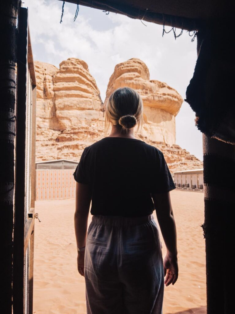 Wadi rum overnight tour