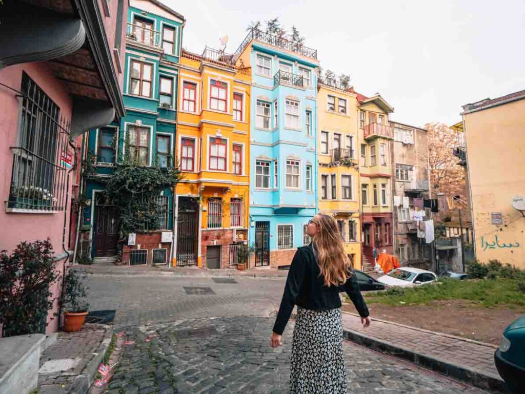 Balat Istanbul Instagrammable