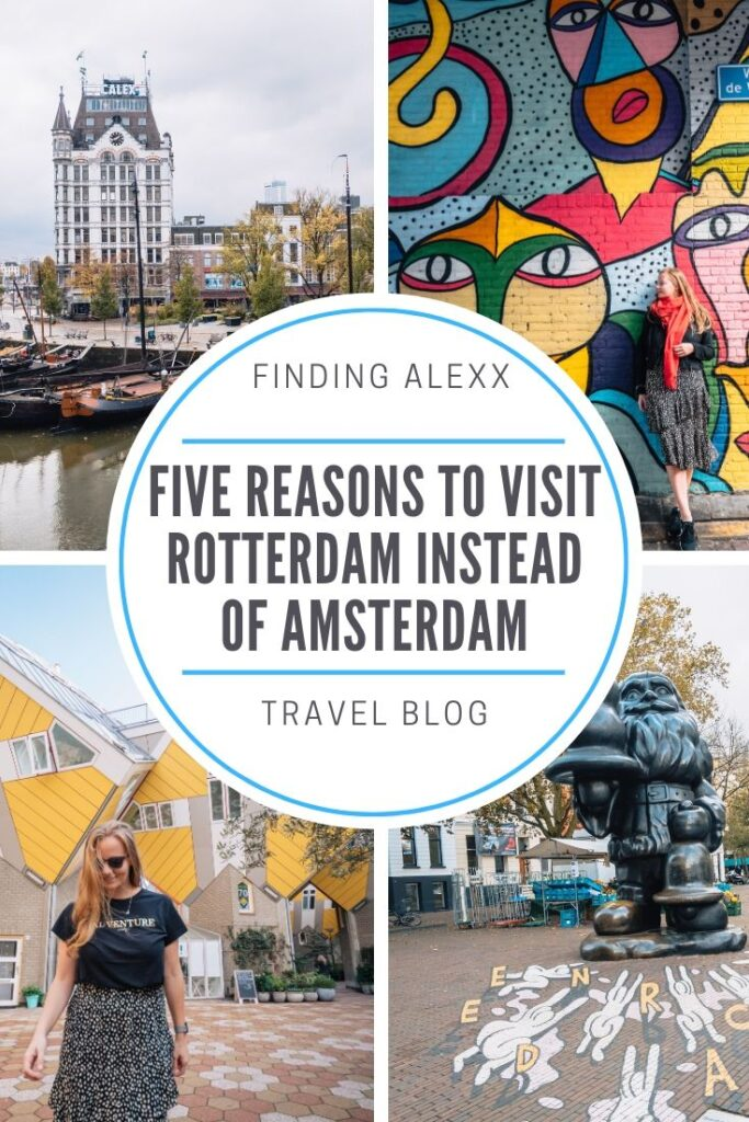 Rotterdam things to do pin