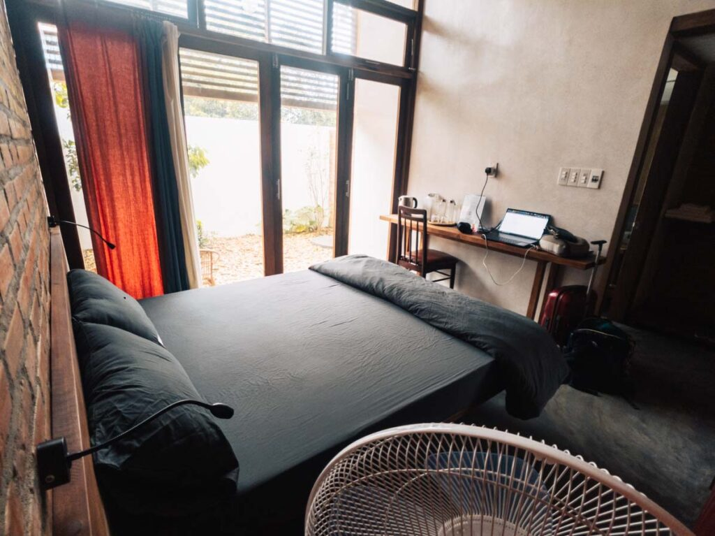 Sahi Homestay private room in Hue