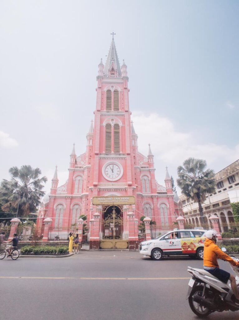 Pink Church Saigon