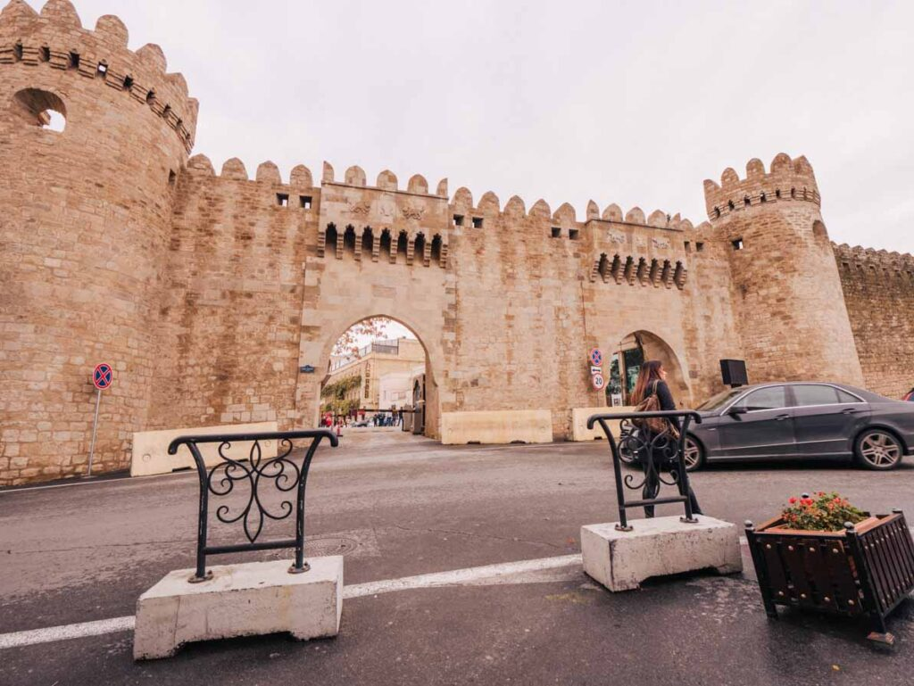 Reasons to visit Baku old town