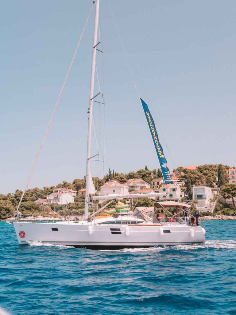 Croatia yacht for hire
