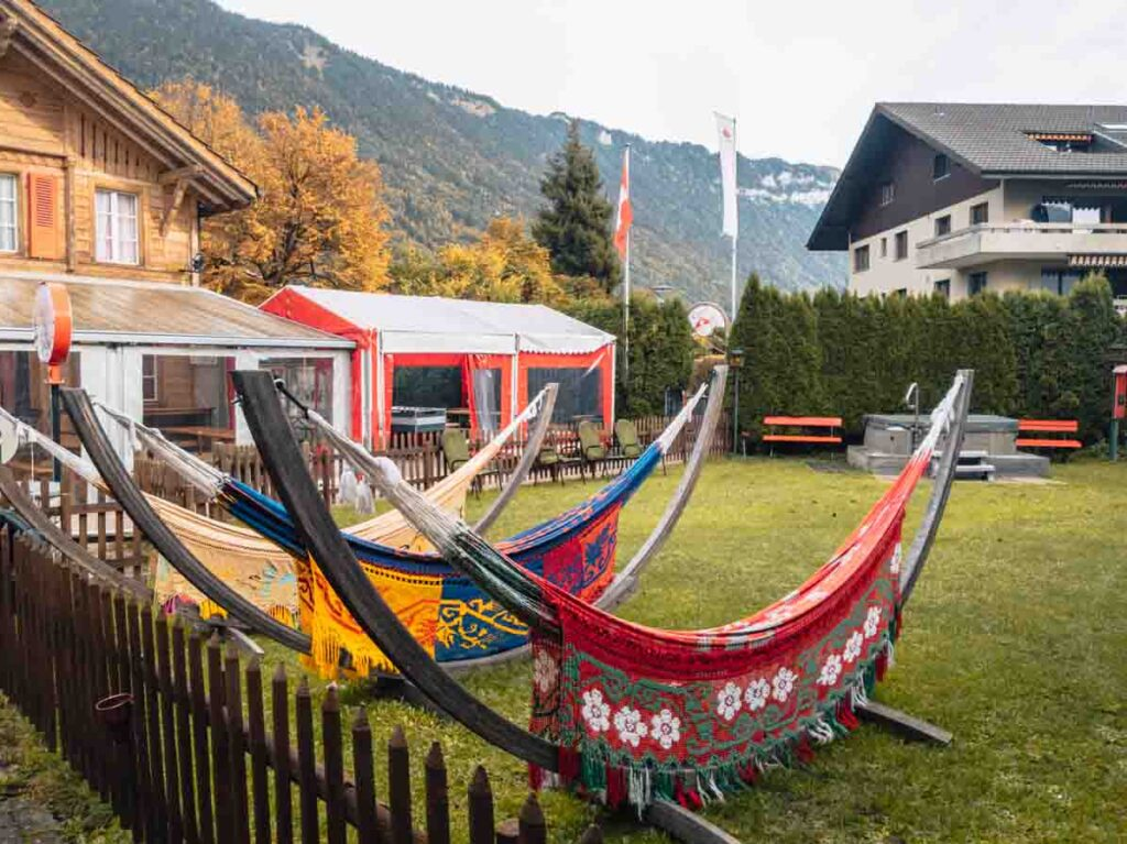 Interlaken Balmers Hostel