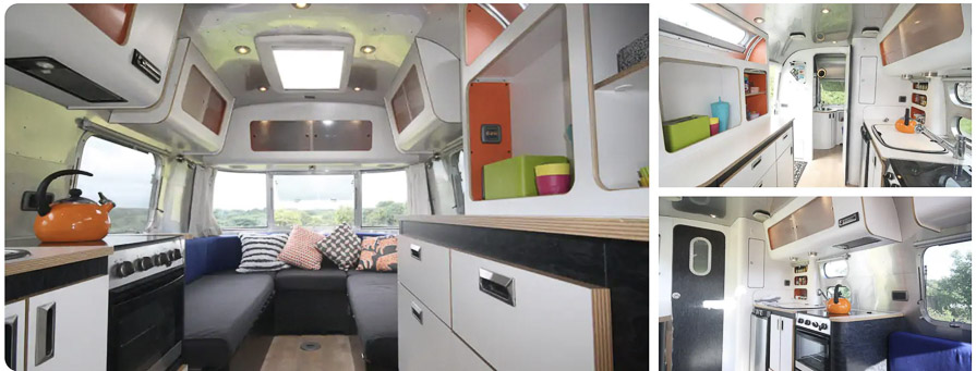 airstream unique airbnb cornwall