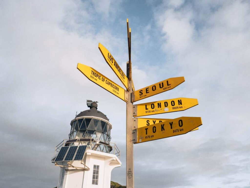 new zealand bucket list cape reinga