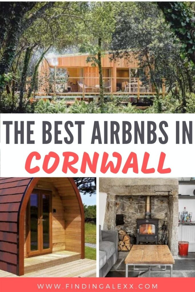 Airbnb cornwall pin