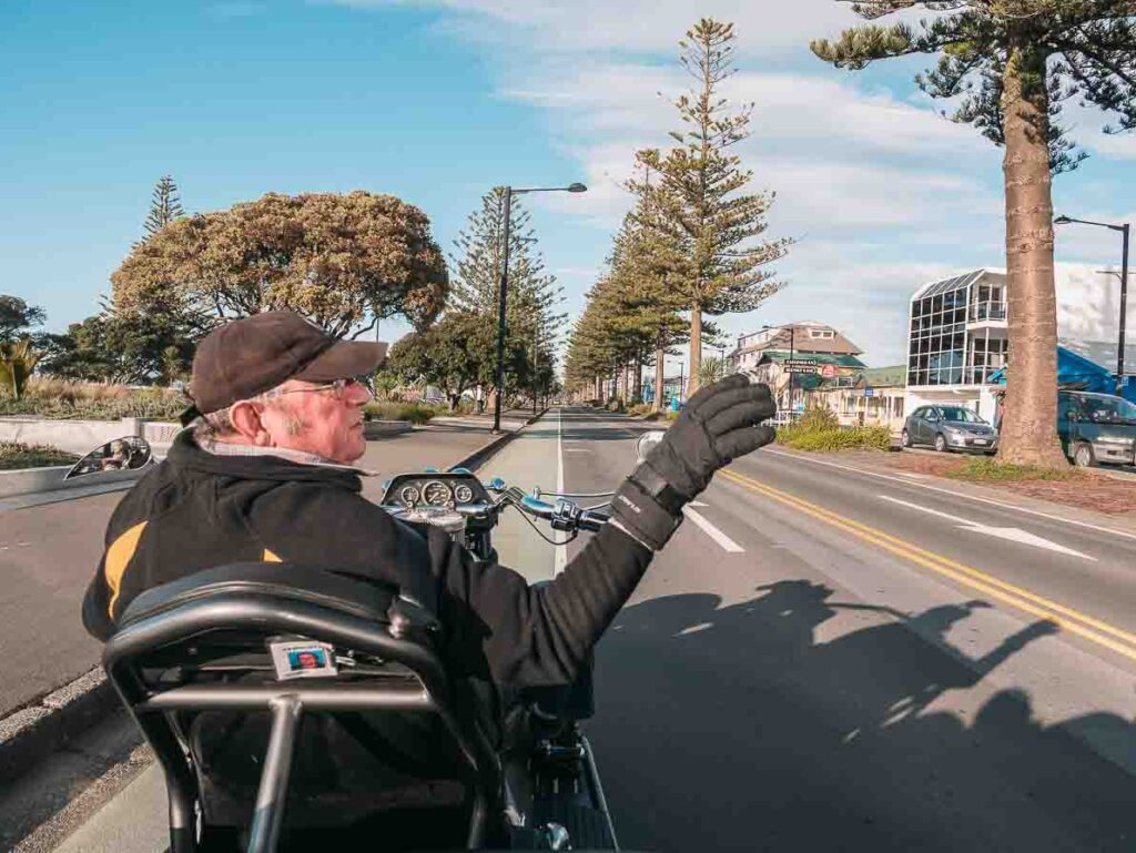 things to do in napier trike tour