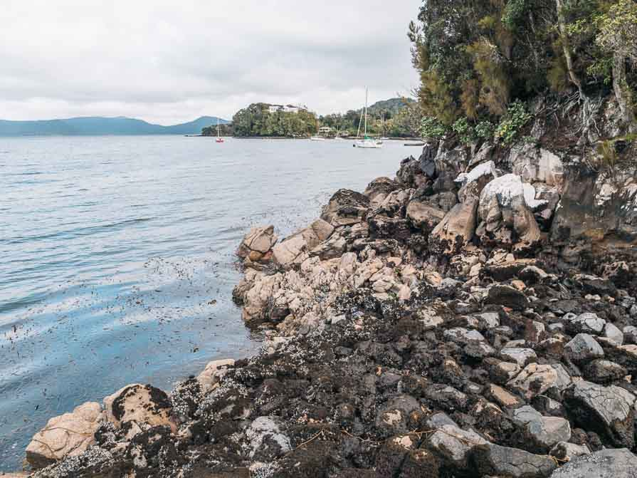 things to do on stewart island oban
