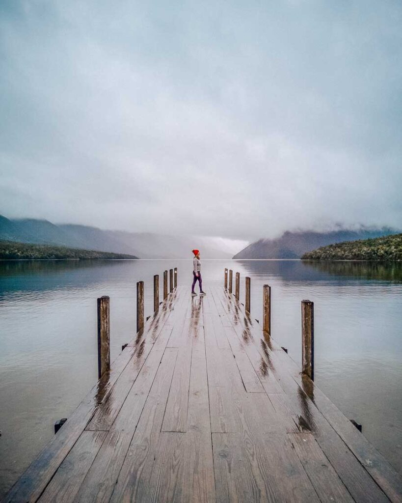 south island destinations nelson lakes national park