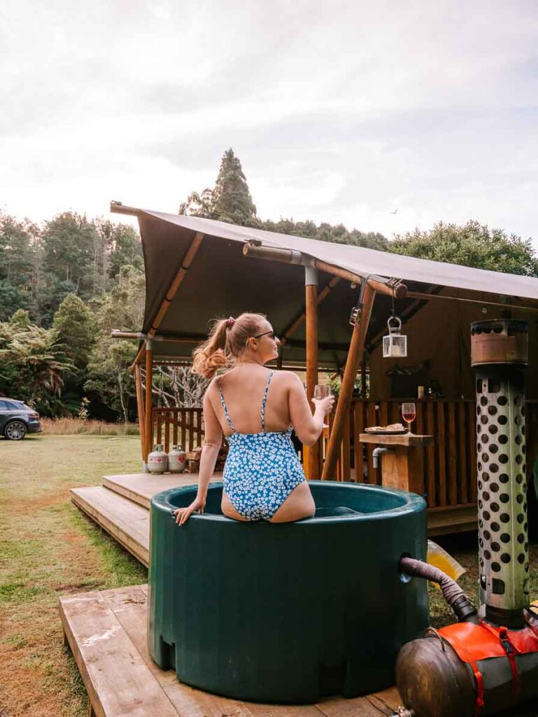 new zealand glamping