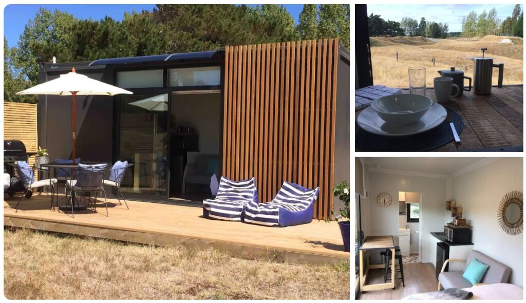 country escape airbnb taupo