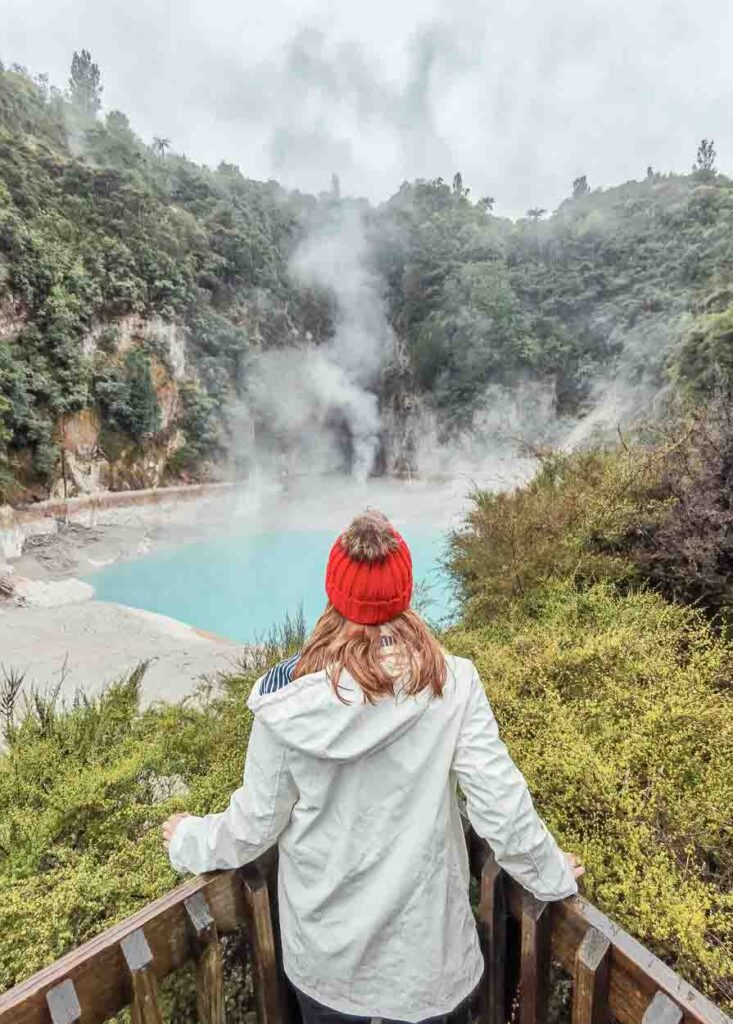 things to do in rotorua waimangu