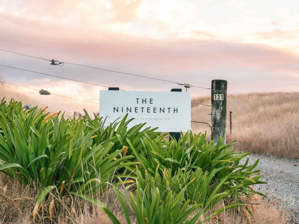 the nineteenth accommodation in blenheim
