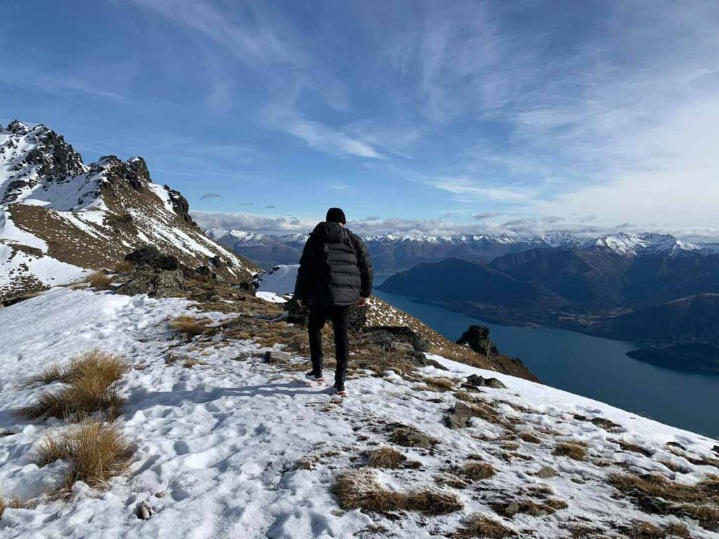 scenic flight queenstown itinerary