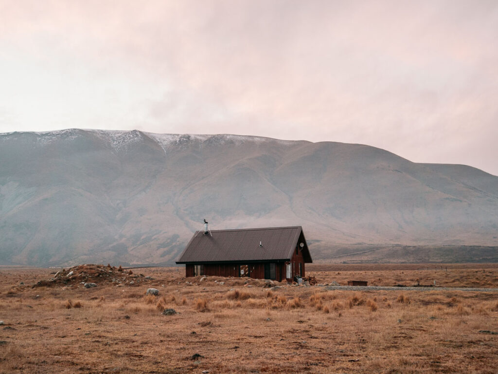 high country cabin twizel